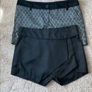 """Pants - """"2 PAIR OF SHORTS""""- Both Small - BOTH ARE $10!!!"""